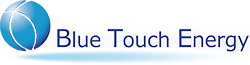 Blue Touch Energy Logo